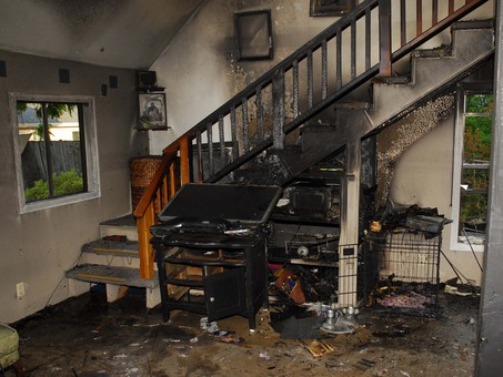 House Fire Recovery Made Simple With Help From Ccs Ccs