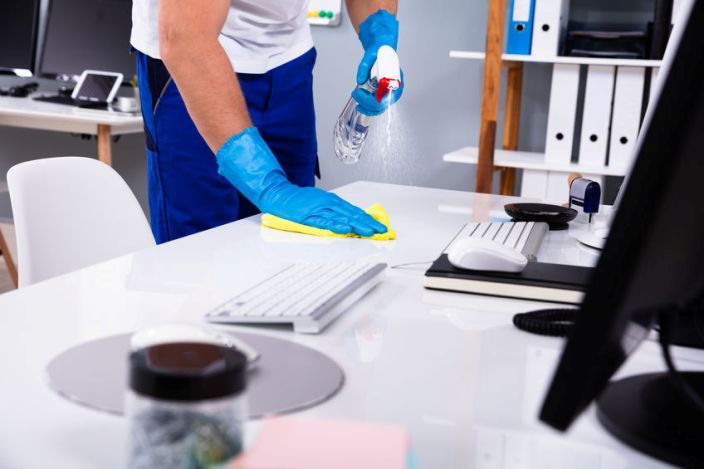 The Benefits of a Clean Work Environment