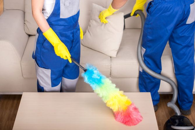 It's the Holiday Season – Time for a Deep Clean!