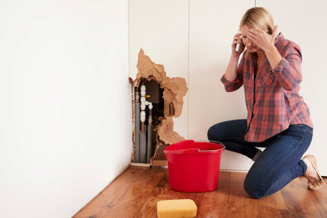 Avoid These Common Types of Winter Water Damage