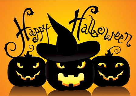 Happy Halloween From CCS Cleaning and Restoration!