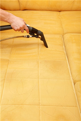 How is Upholstery Cleaning Done?