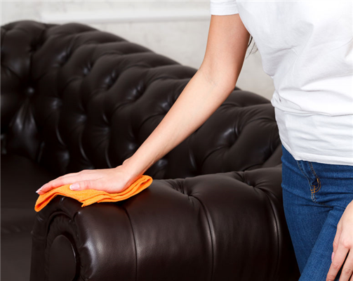 Frequently Asked Questions About Cleaning Leather Furniture