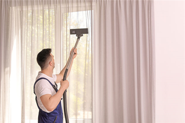 Signs It is Time to Clean Your Draperies