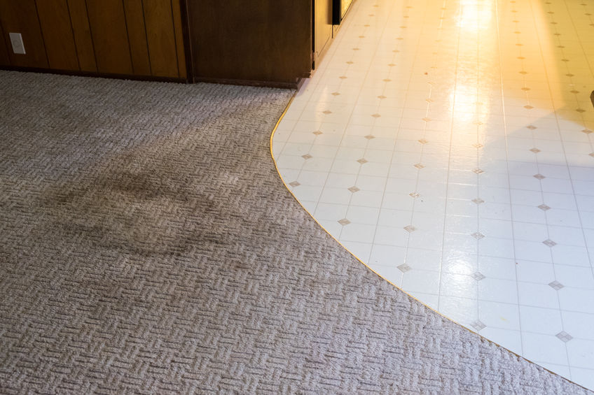 Why Do Stains Keep Reappearing on Your Carpets?